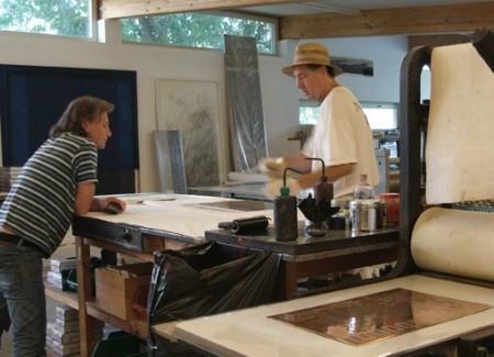 Leo Schatzl und Hannes Haider - 2011-NN Fabrik/Oslip